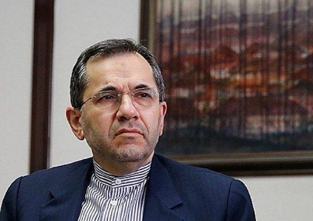 روانچی: تحریمهای غیرانسانی آمریکا علیه ایران سریعا باید لغو شوند