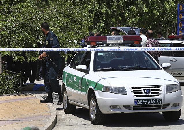 بازداشت ۲ نفر در شوشتر که به پلیس تیراندازی کردند