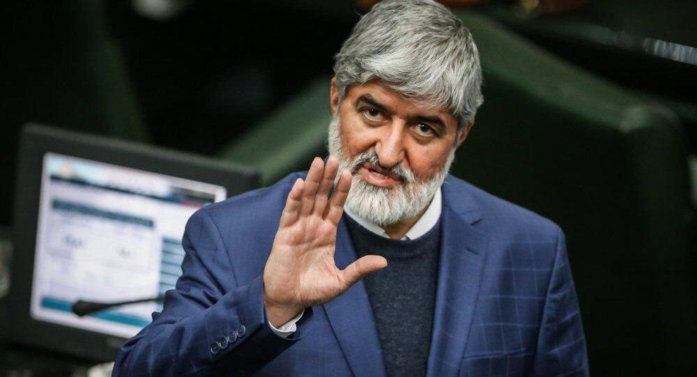علی مطهری اعلام کرد کاندیدای ریاست جمهوری ایران می شود