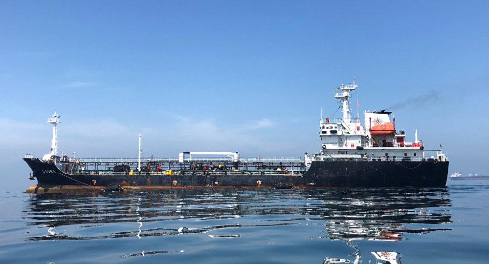 سومین نفتکش ایرانی وارد خلیج سوئز شد