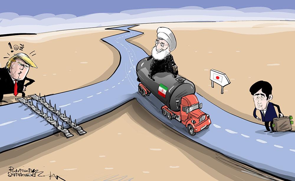 Иран найдёт кому продать  свою нефть