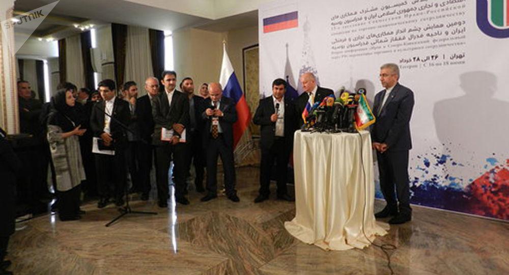 قرادادهای مشترک ایران و روسیه از زبان وزیر نیرو ایران