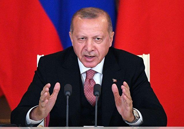 اردوغان: ترکیه به کاهش تنش میان آمریکا و ایران کمک خواهد کرد