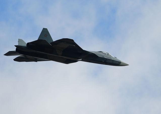 اعلام نتایج آزمایشات جنگنده سوخو ـ 57 در روسیه