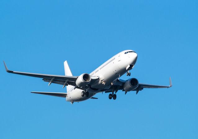 سقوط بوئینگ 737 در آبهای اقیانوس آرام