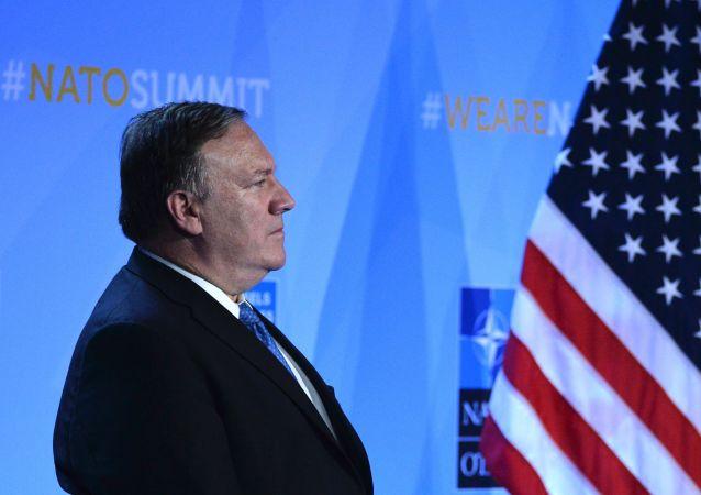 سفارت آمریکا در بغداد: پمپئو به عراق نرفته است