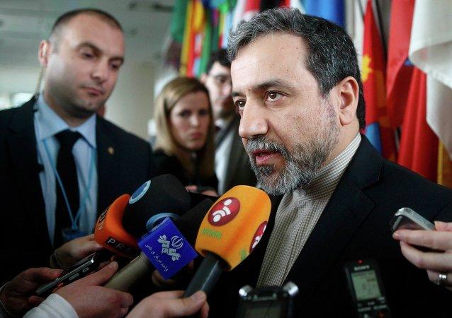 ایران مخالف تمدید بازگشت پذیری تحریم ها  بعد  از دوره ده ساله است