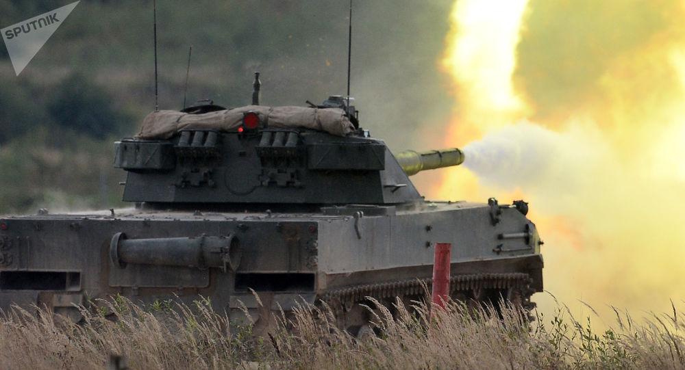 رزیابی عالی امکانات توپ ضد تانک جدید روسیه