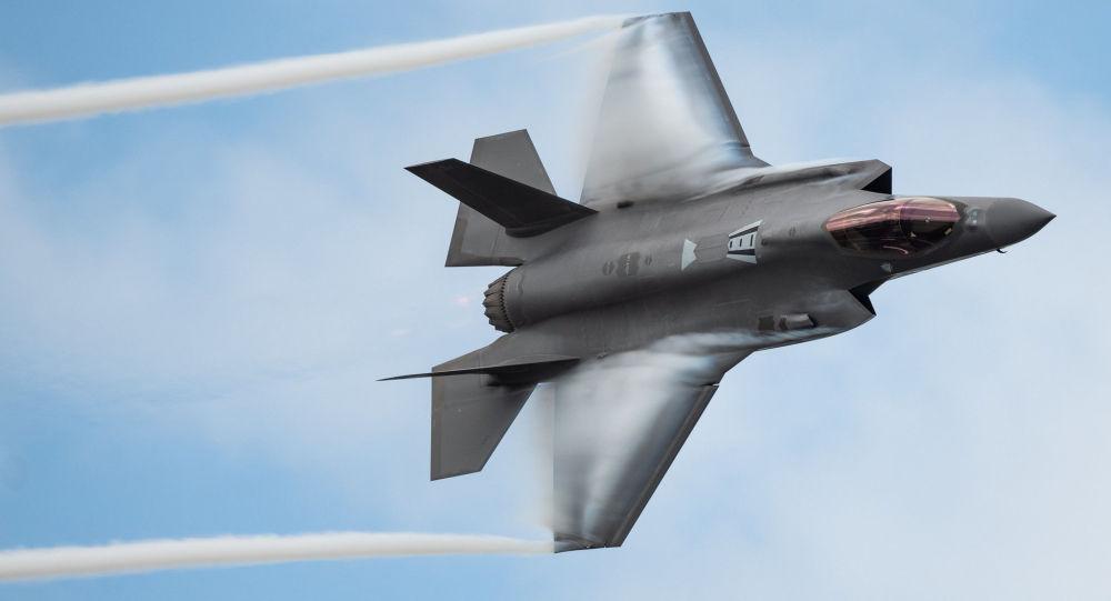 جنگنده  اف 35 د