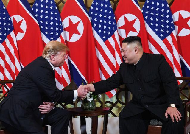 نظر جالب ترامپ درباره چگونگی مذاکرات با کرهشمالی