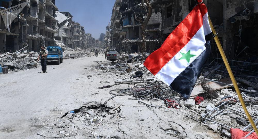 در سوریه حمله شیمیایی تروریستها هشدار داده شد
