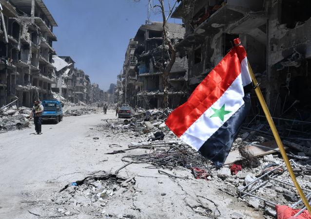 جلسه ای درباره وضعیت سوریه در مسکو برگزار شد