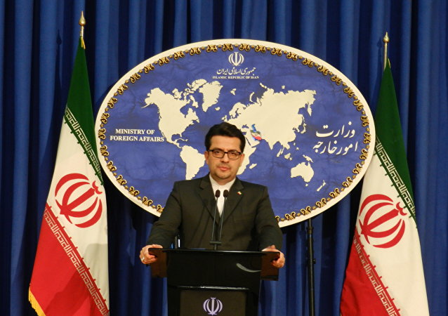 دکتر سید عباس موسوی سخنگوی وزارت امور خارجه ی جمهوری اسلامی ایران