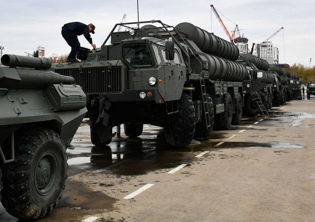 سامانه اس 400: مشکل اصلی در روابط آمریکا با ترکیه