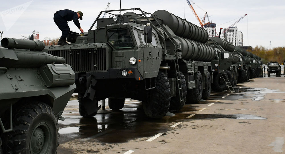 چرا به سامانه ضد موشکی اس-400 روسی لقب مرگبار را داده اند؟