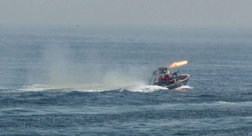 رزمایش امنیت پایدار در دریای خزر آغاز شد