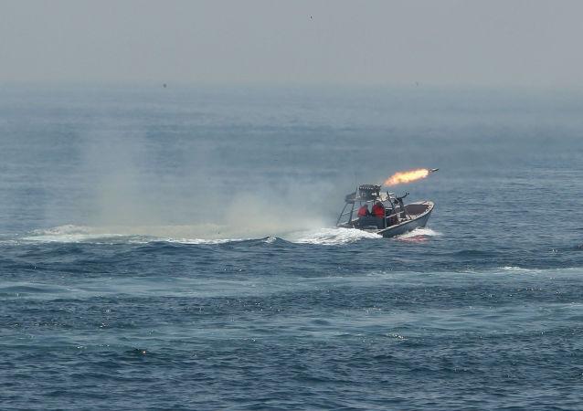 واکنش آمریکا به رزمایش موشکی و دریایی پیامبر-14 ایران