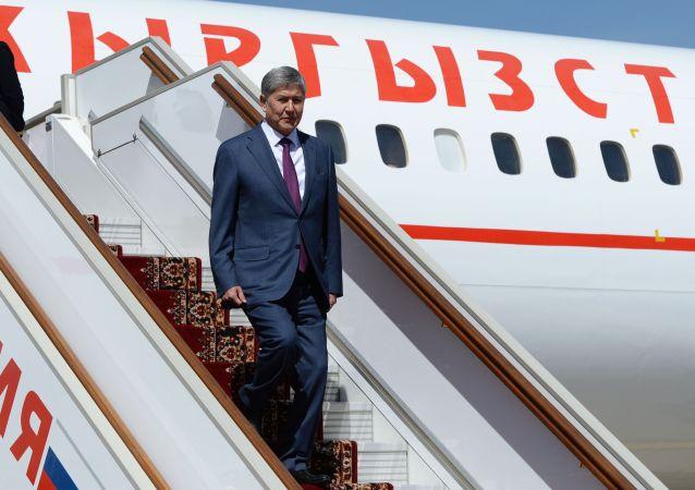 سوء قصد به جان رئیس جمهور پیشین قرقیزستان