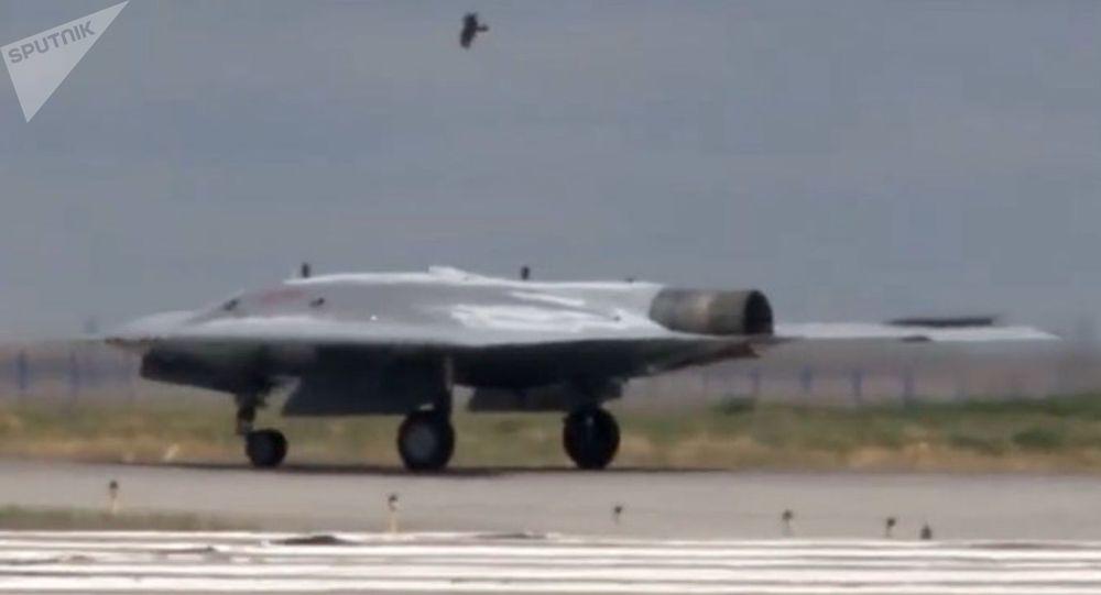 اهمیت پهپاد روسی اخوتنیک برای سو-۵۷