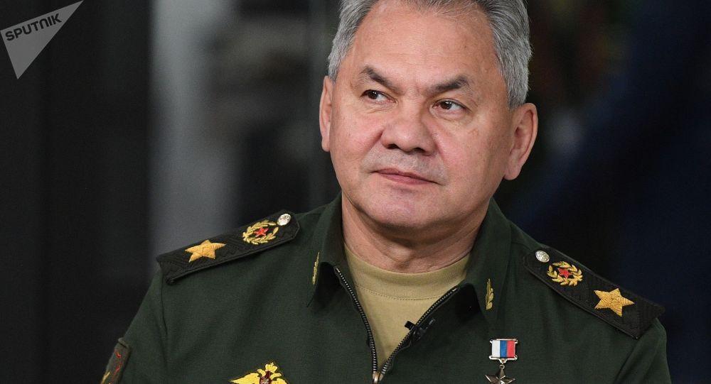 انتقاد نظامی شایگو از وزیر دفاع آلمان