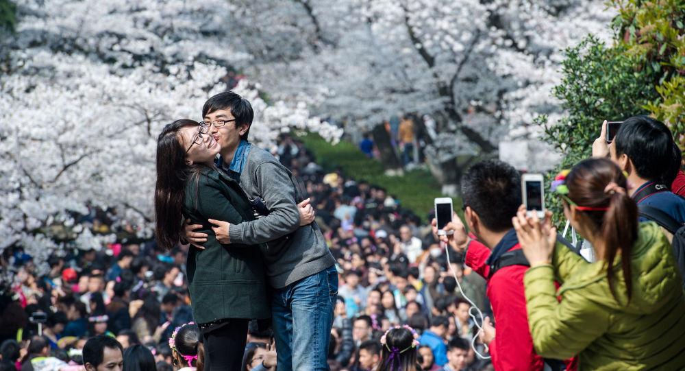 عکس عجیب زوج چینی 11 سال قبل از آشنایی شان +عکس