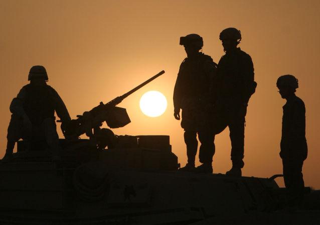 آمریکا خروج ارتش خود از پایگاهی در مصر را بررسی می کند