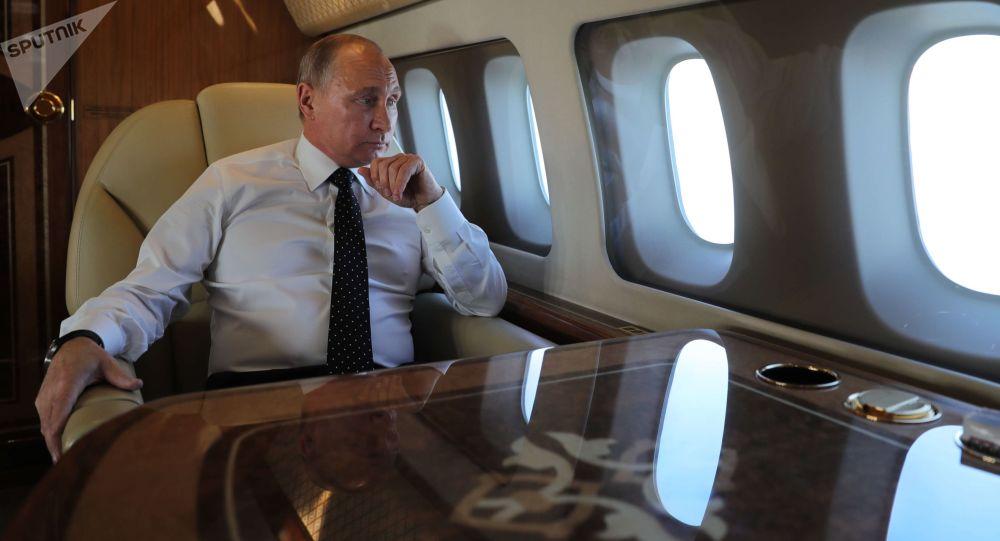 خلبان پوتین از اسرار هواپیمای ریاست جمهوری گفت