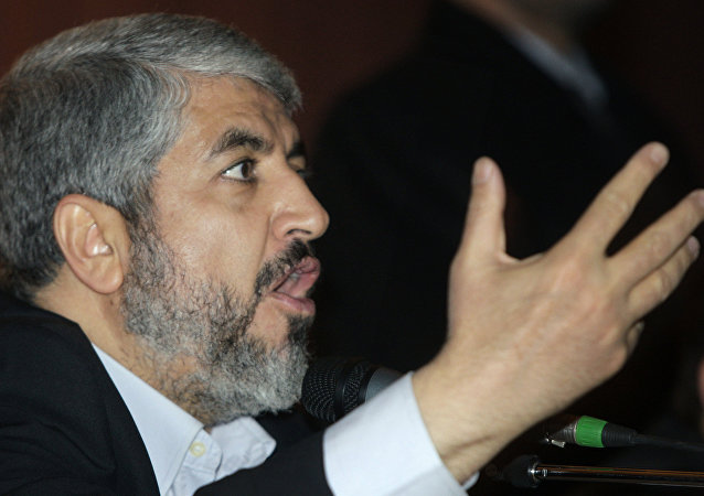 حماس برای که گربه رقصونی می کند؟