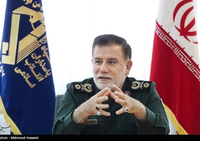 سردار عباس نیلفروشان معاون عملیات سپاه پاسداران ایران