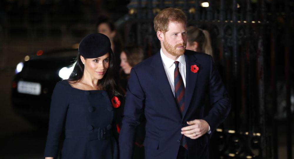 اختلاف بین شاهزاده ویلیام وهری بر سر همسرانشان پیش آمده است