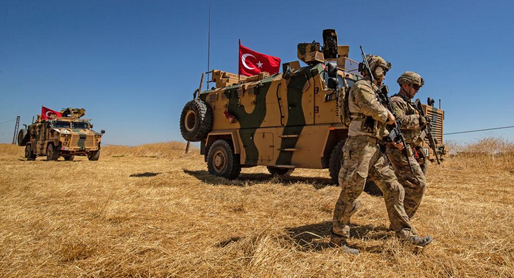 تصرف پاسگاه مرزی سولوک در رقه سوریه توسط ارتش ترکیه