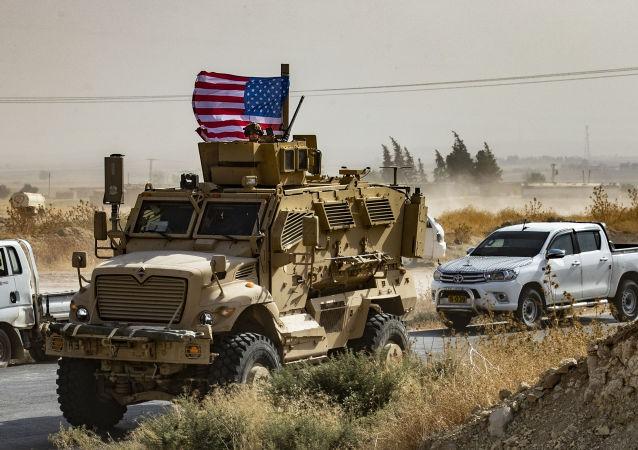 تخریب پایگاه های ائتلاف آمریکا در سوریه