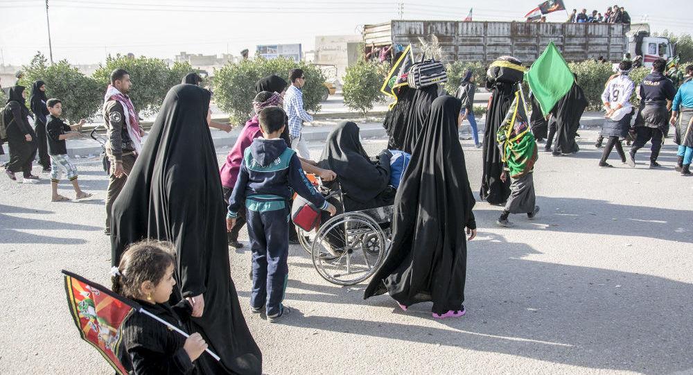 مقام ایرانی: برای تسریع در انتقال زائران، تست کرونا به صورت چشمی گرفته می شود