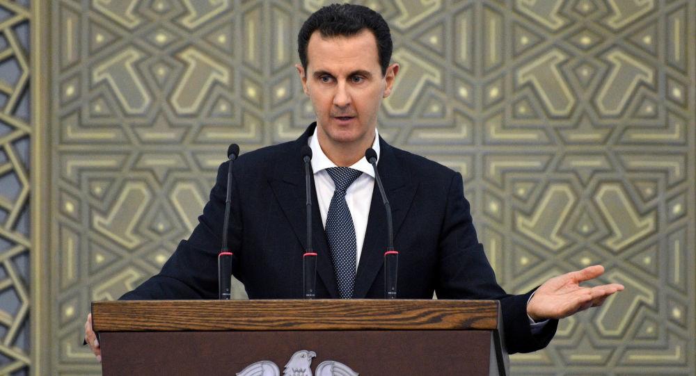 ابراز تمایل بشار اسد به خرید واکسن روسی ضد کرونا
