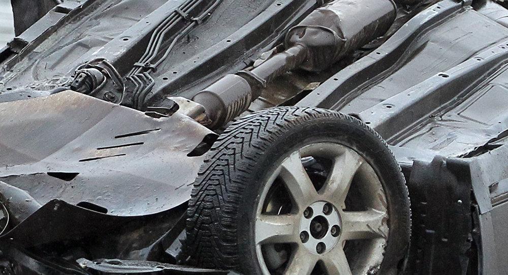 واژگونی خودرو حامل صندوق رأی ۷ کشته و زخمی برجای گذاشت