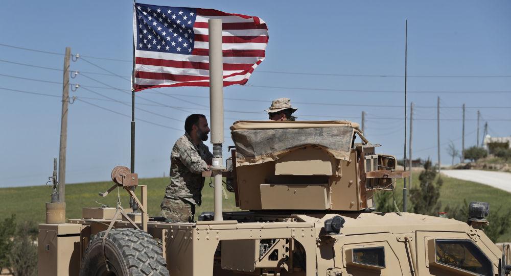 نیروهای آمریکایی فردی را در یکی از مناطق سوریه  ربودند