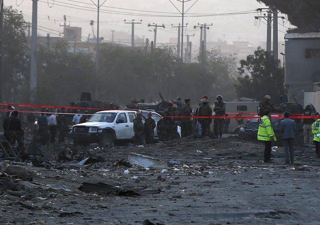 هشت کشته و 400 زخمی حاصل انفجاری در کابل