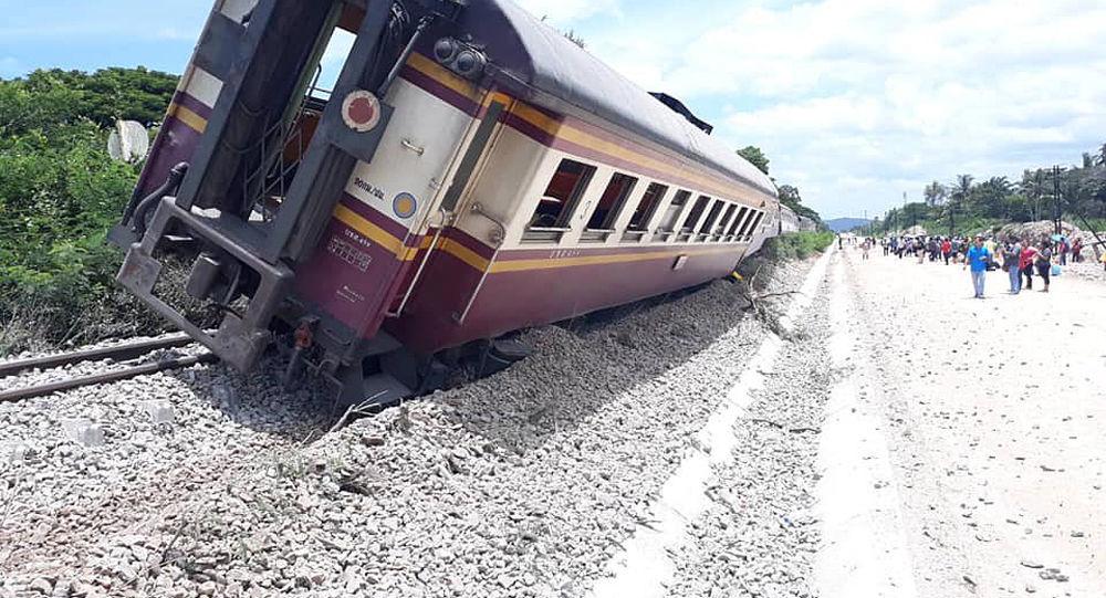 علت تصادف مرگبار دو قطار در مصر اعلام شد