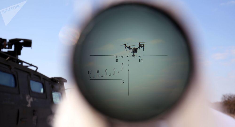 طراحی نانوپهپاد برای «سرباز آینده» در روسیه