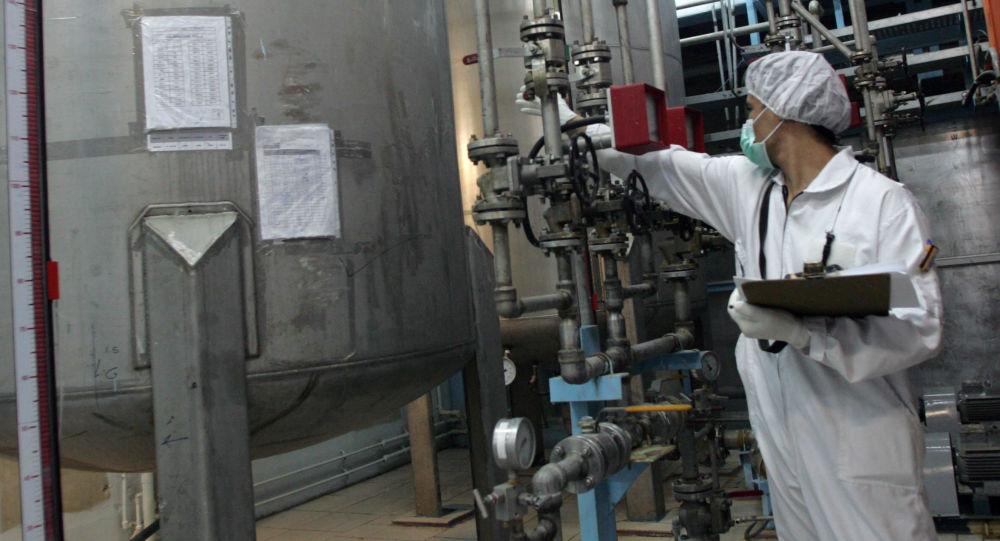ایران غنی سازی اورانیوم تا سطح 60 درصد را آغاز کرد