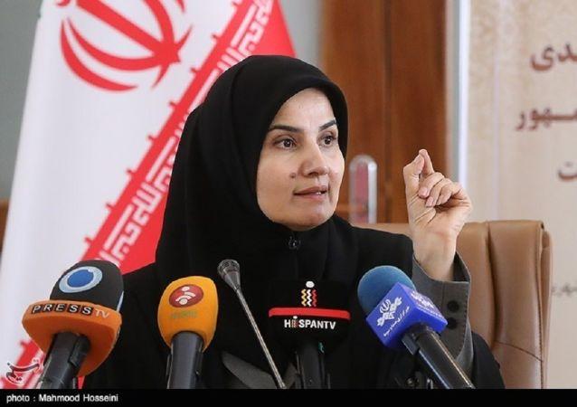 معاون حقوقی رئیس جمهور ایران