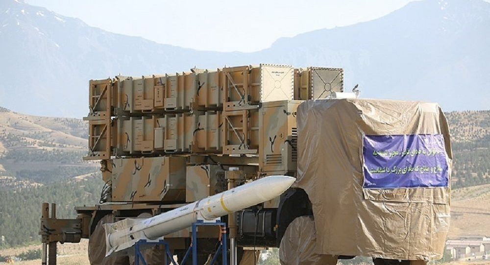 نخستین استفاده عملیاتی از سامانه موشکی 15 خرداد