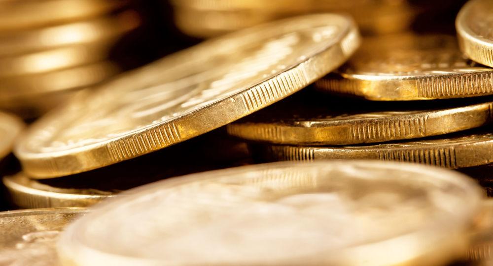 دینارهای طلای داعش  در واقع فقط دارای روکش طلا هستند