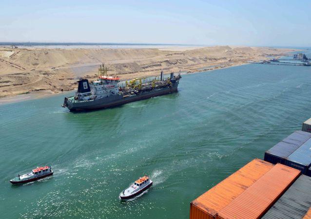 کانال دارای اهمیت مصری