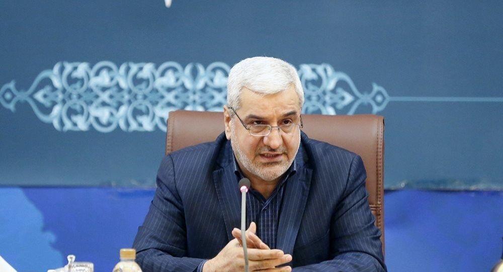 جمال عرف، معاون سیاسی وزارت کشور ایران