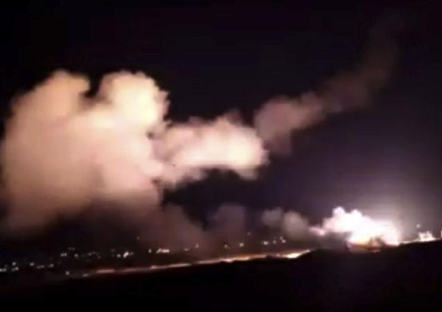 زخمی شدن پنج کودک در پی انفجار در سوریه