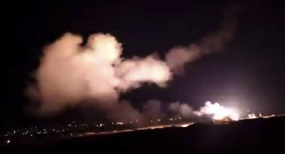 حمله موشکی به بئر السبع همزمان با حضور نتانیاهو