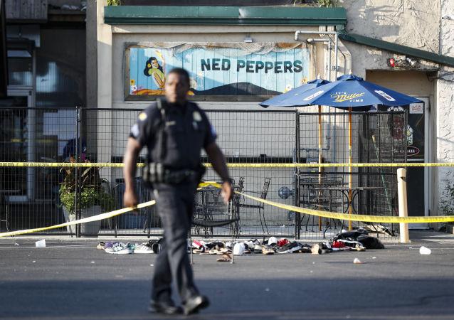 بیش از 10 زخمی در نتیجه تیراندازی در شیکاگو
