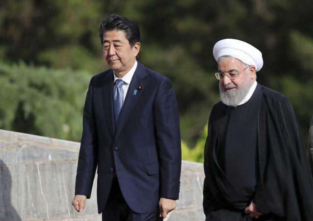 موافقت آمریکا با سفر روحانی به ژاپن