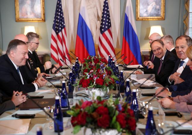 پیشنهاد روسیه به آمریکا: انعقاد توافق نامه ای برای اجتناب از جنگ هسته ای